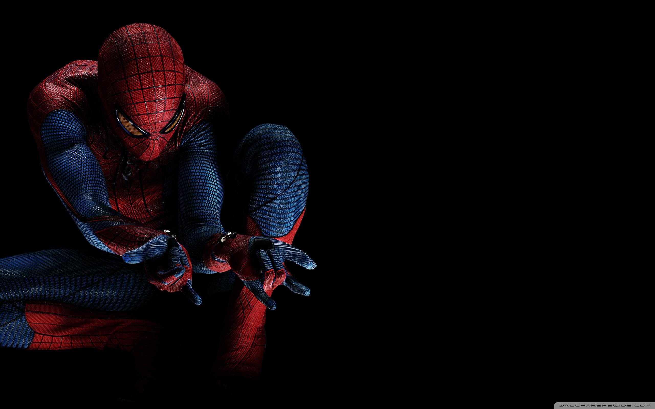 The Amazing Spider-Man HD desktop wallpaper : Widescreen : High