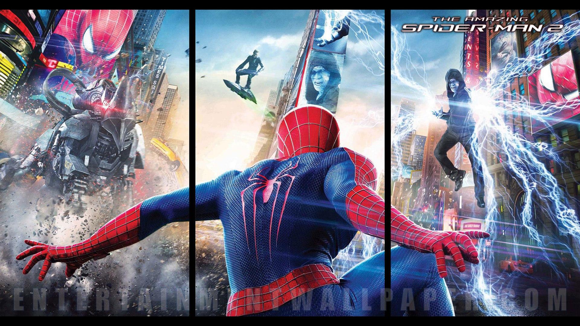 Amazing Spider Man Desktop Wallpaper Page 1