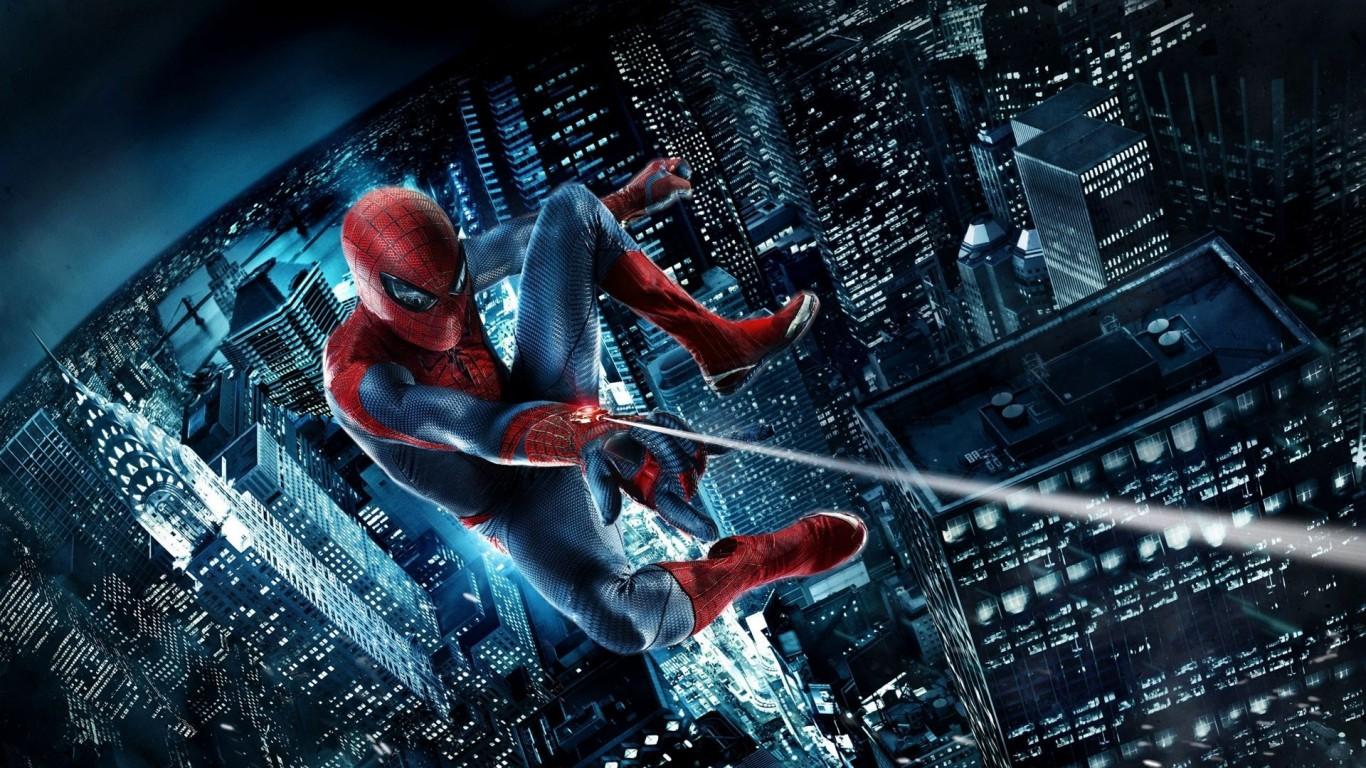 The Amazing Spider Man Desktop Wallpaper