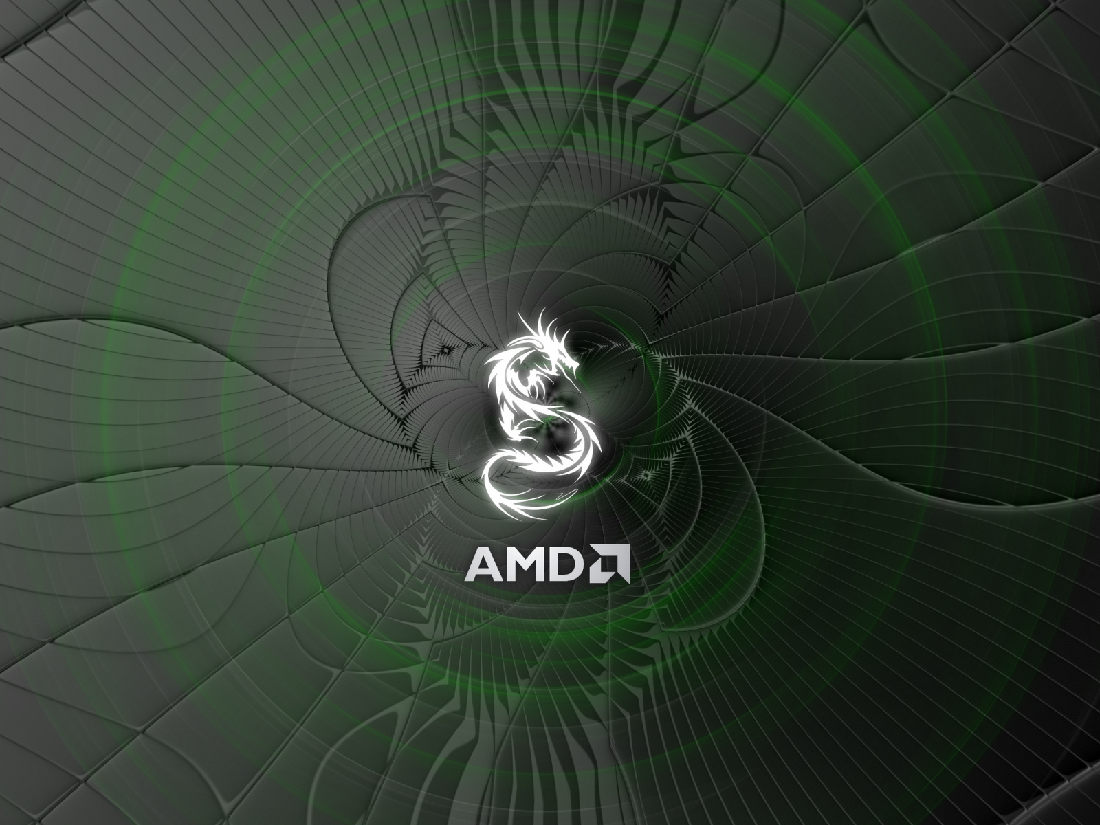 AMD Dragon Wallpapers By Me