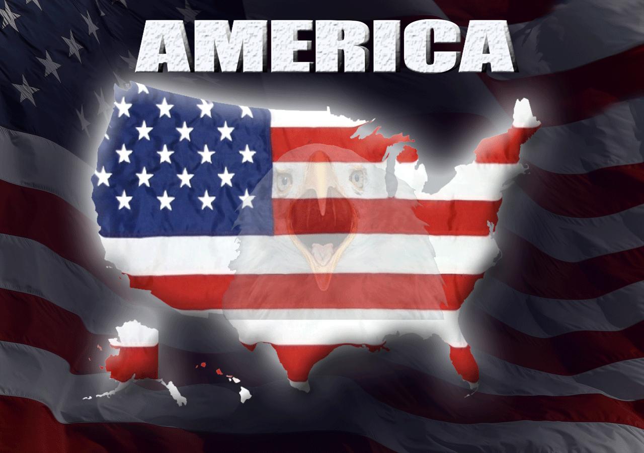 America Desktop Computer Wallpaper Background | Desktop Backgrounds