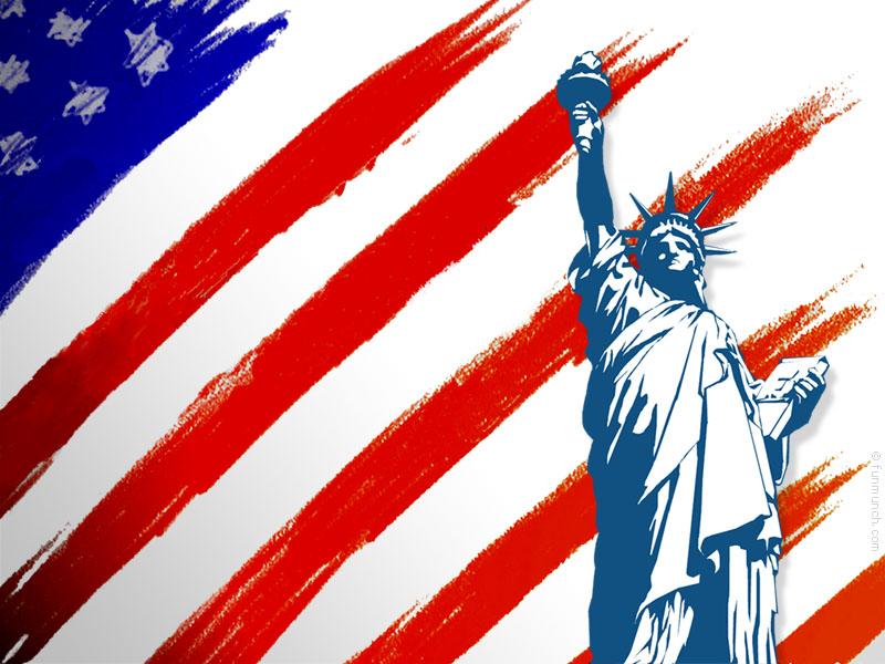 America Desktop Wallpaper