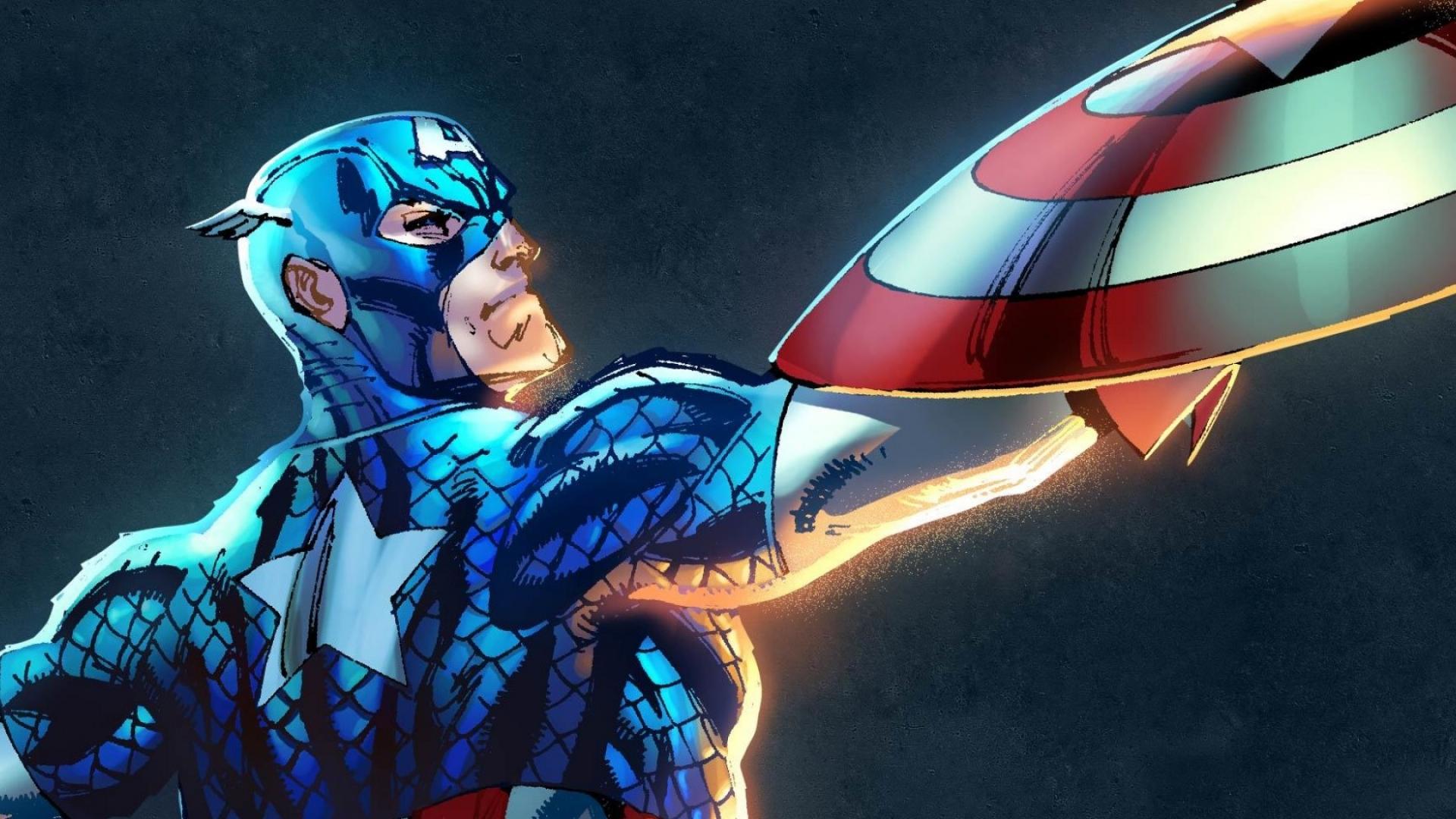 Full HD 1080p Captain America Wallpapers HD, Desktop Backgrounds