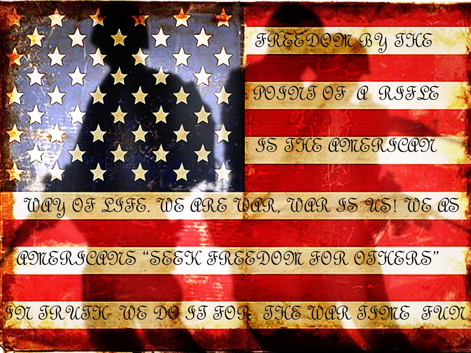 American Desktop Wallpaper - WallpaperSafari