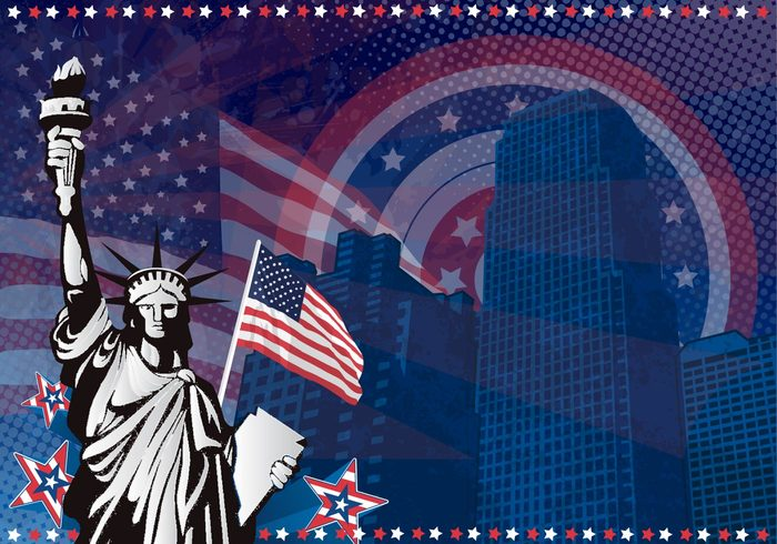 American Background - Download Free Vector Art, Stock Graphics
