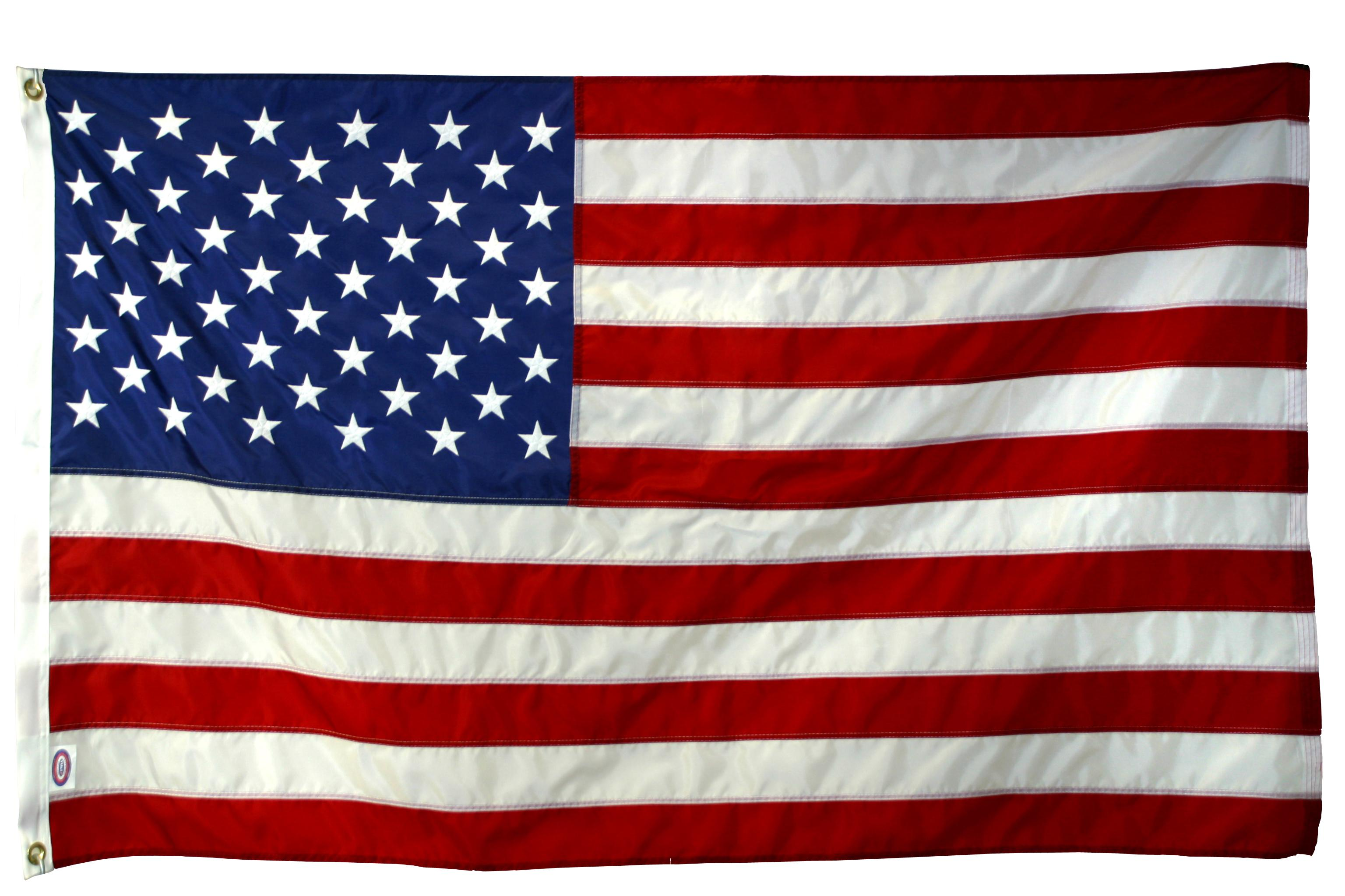 USAFlagSupply com - Nylon American Flags|Made 100% In USA