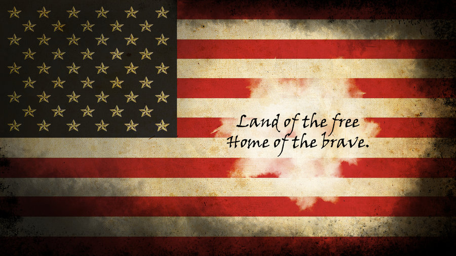 American Flag Wallpapers - WallpaperSafari