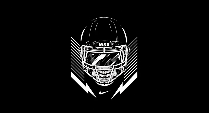 Nike American Football Wallpaper