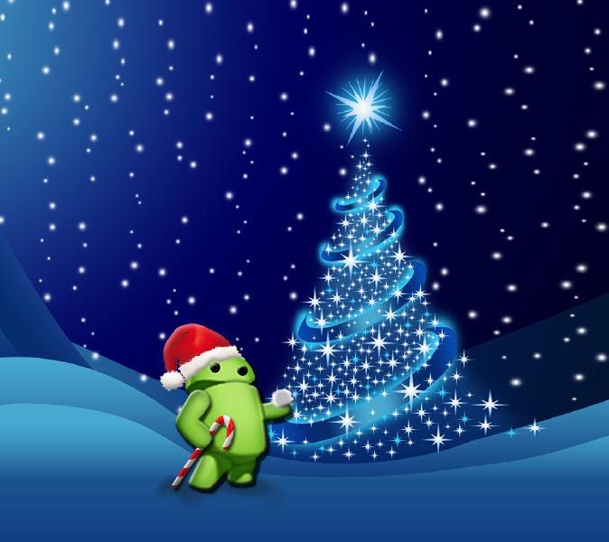 Christmas Android Wallpaper