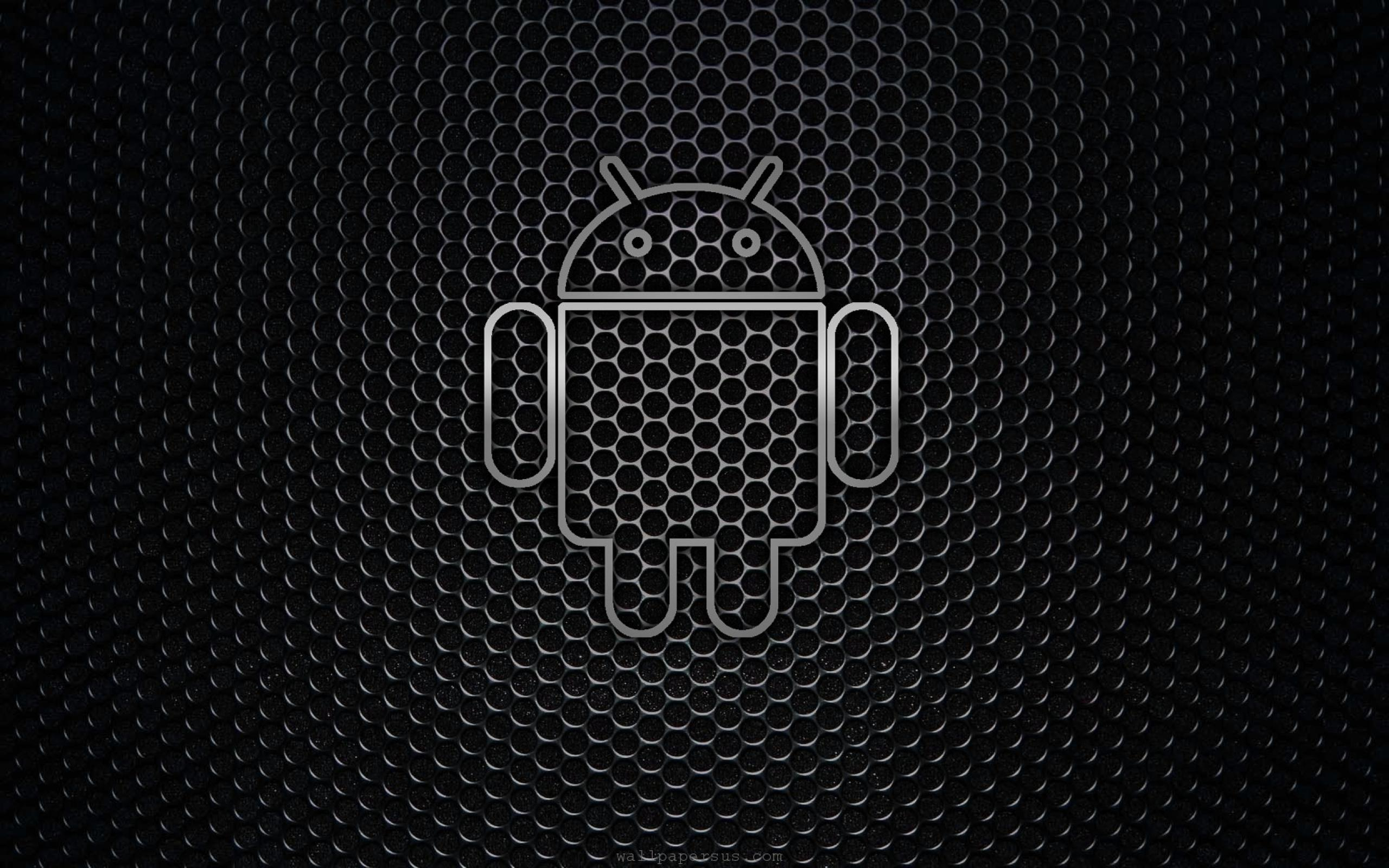 Android Dark Wallpaper - WallpaperSafari