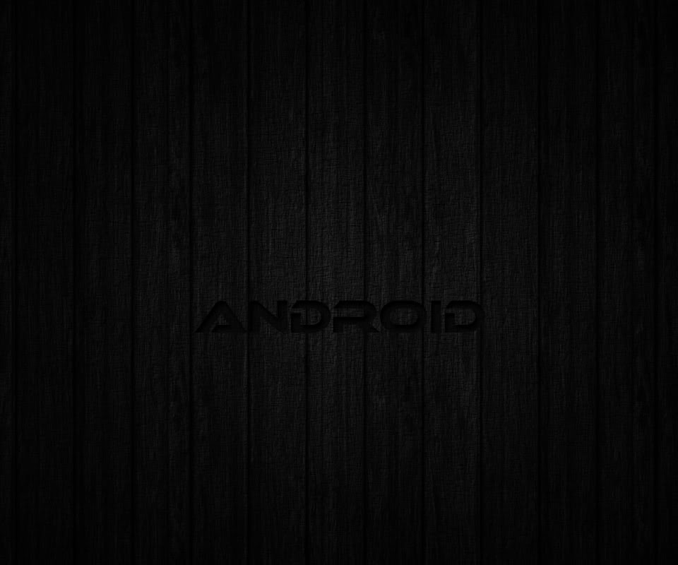 Android Dark Wallpaper Page 1