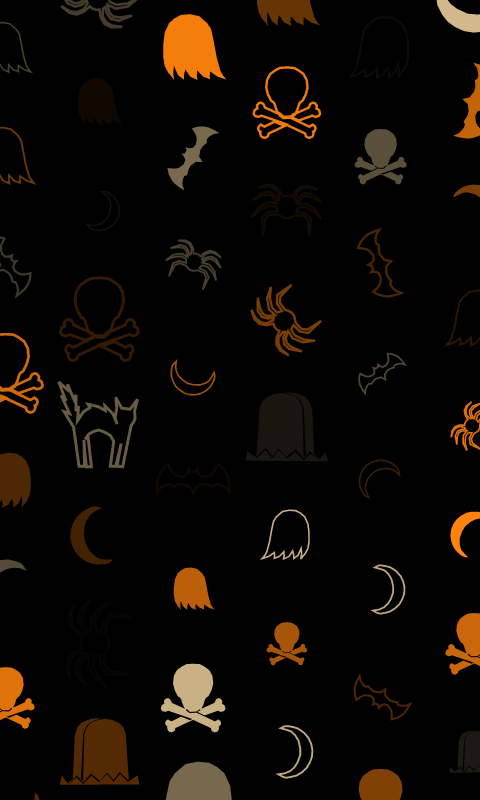Light Grid live wallpaper adds some Halloween fun to your Android