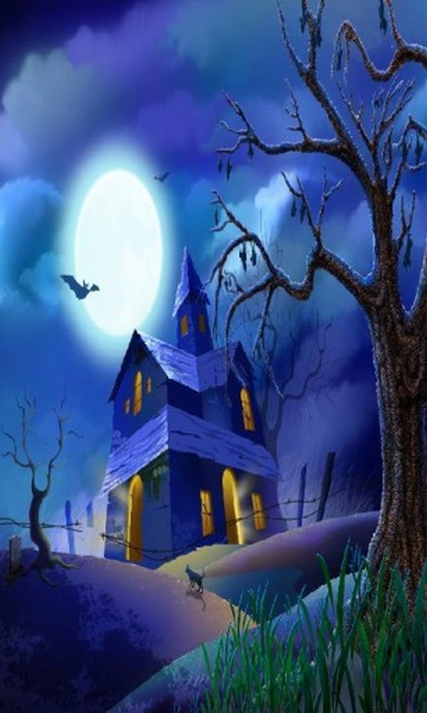 Halloween Wallpapers Android App