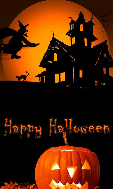 Halloween Wallpapers HD - Android Apps on Google Play