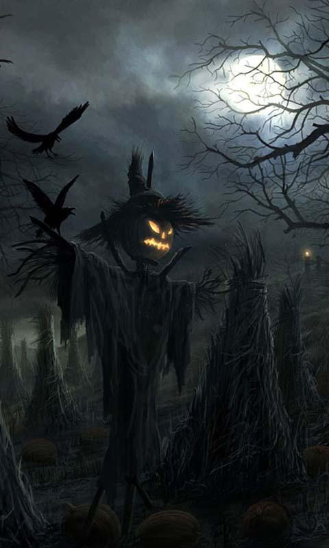 Halloween Free Live Wallpaper - Android Apps on Google Play