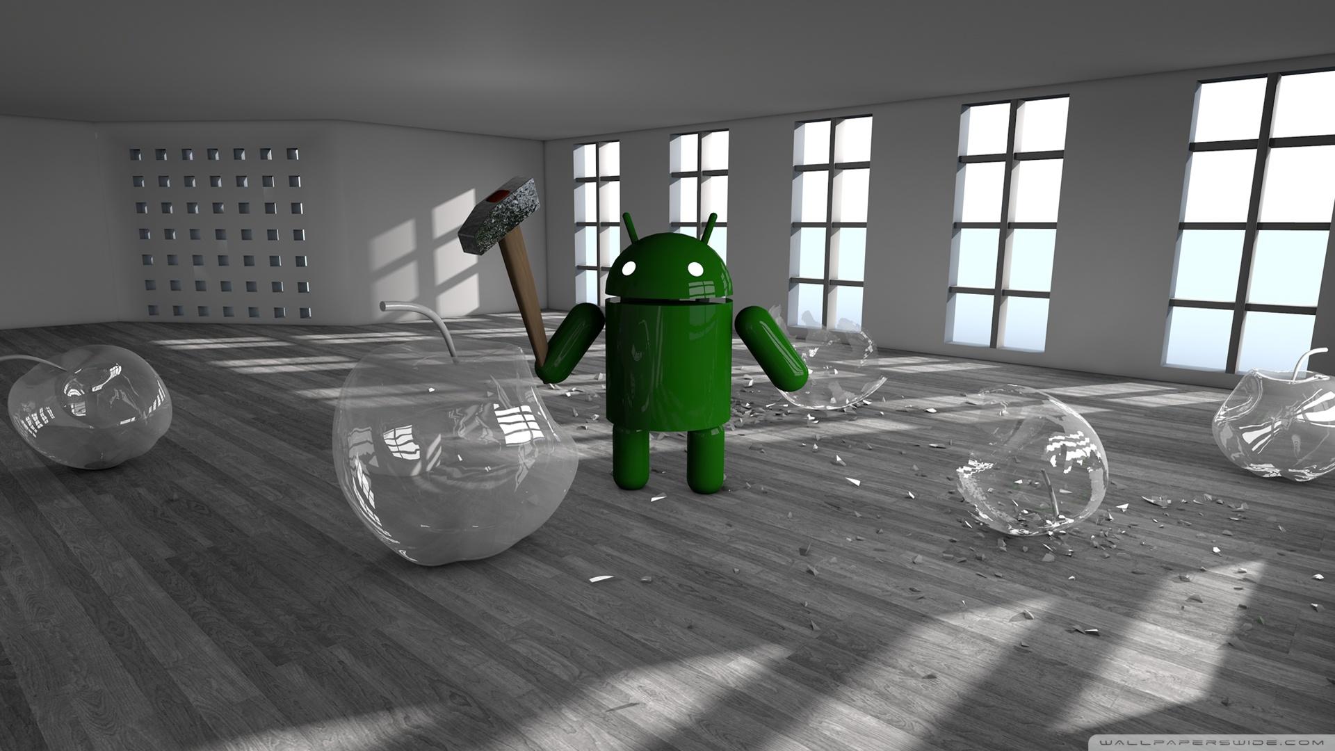 Wallpaper android HD HD desktop wallpaper : Widescreen : High