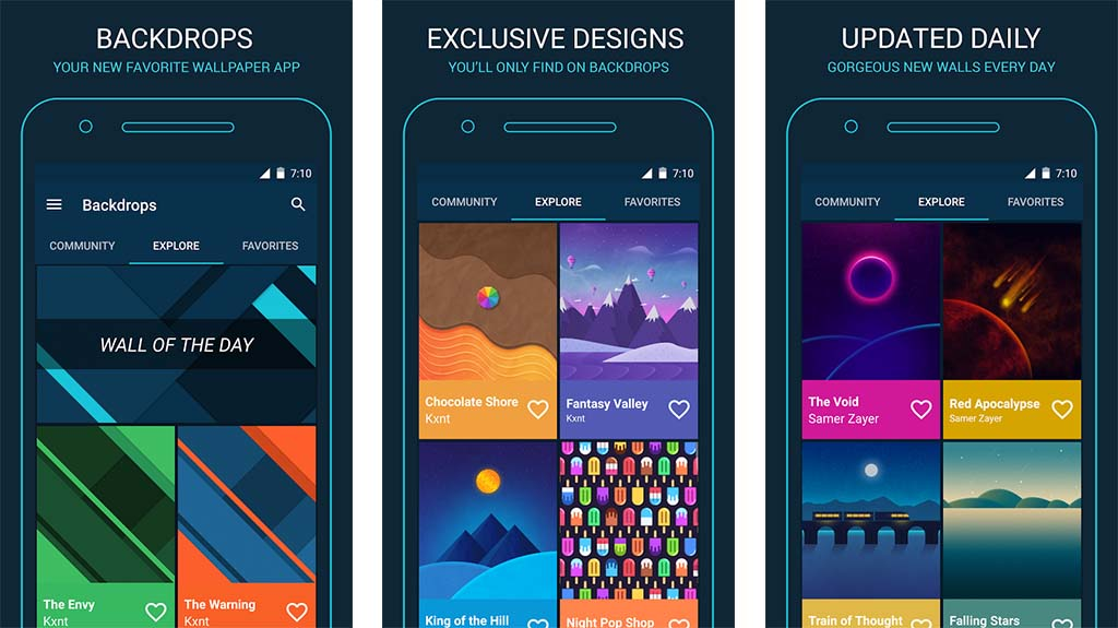 10 best backgrounds and wallpaper apps for Android - Android Authority