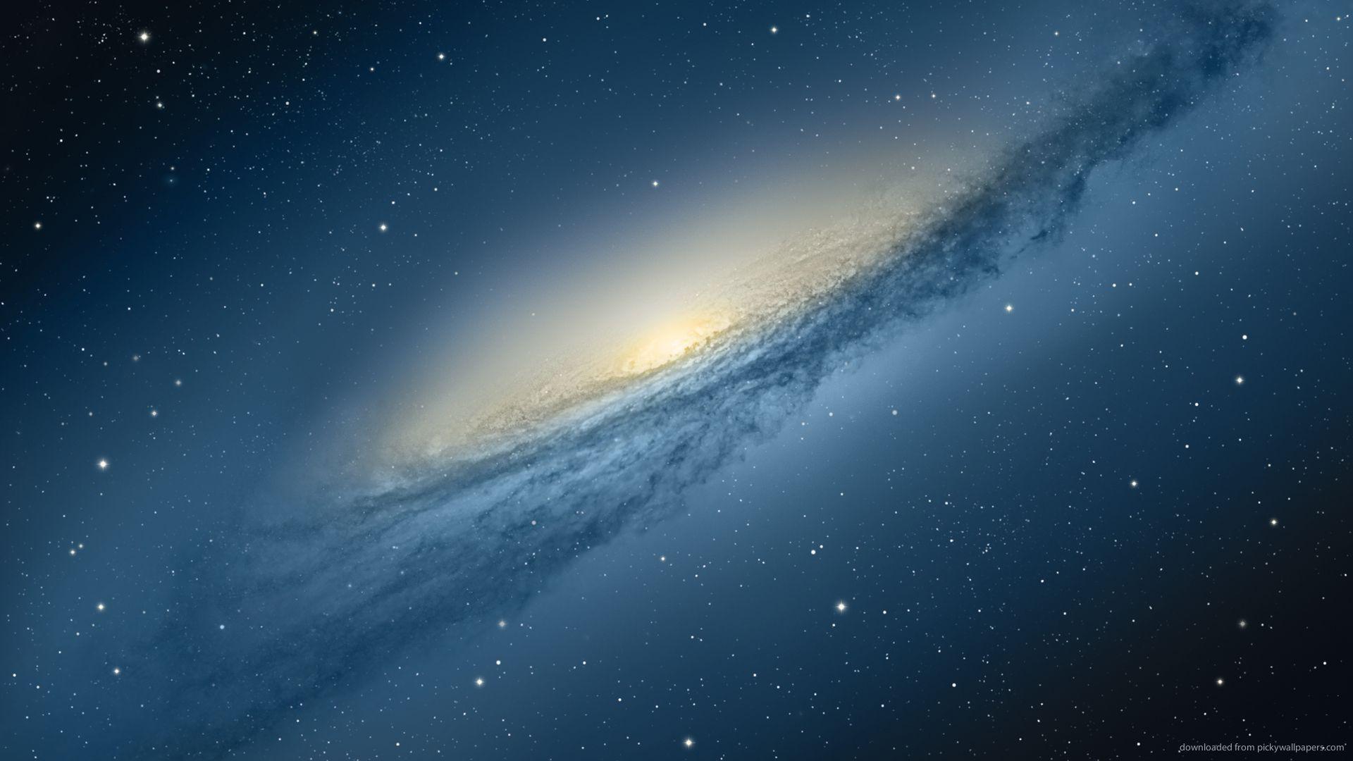 Andromeda Galaxy Wallpaper Hd Sf Wallpaper
