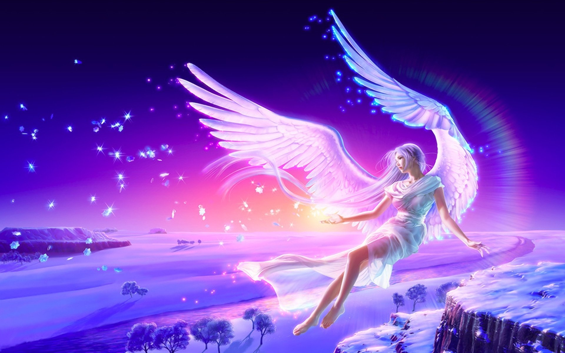 681 Angel HD Wallpapers | Backgrounds - Wallpaper Abyss