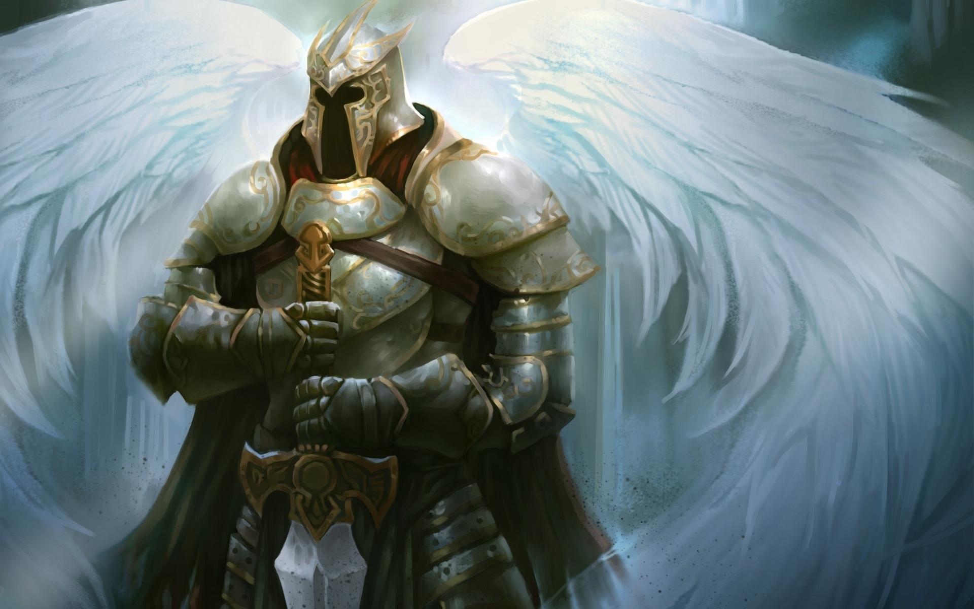 angel warrior wallpaper - sf wallpaper
