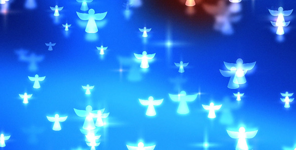 Angels Background by TheArtDepartment | VideoHive
