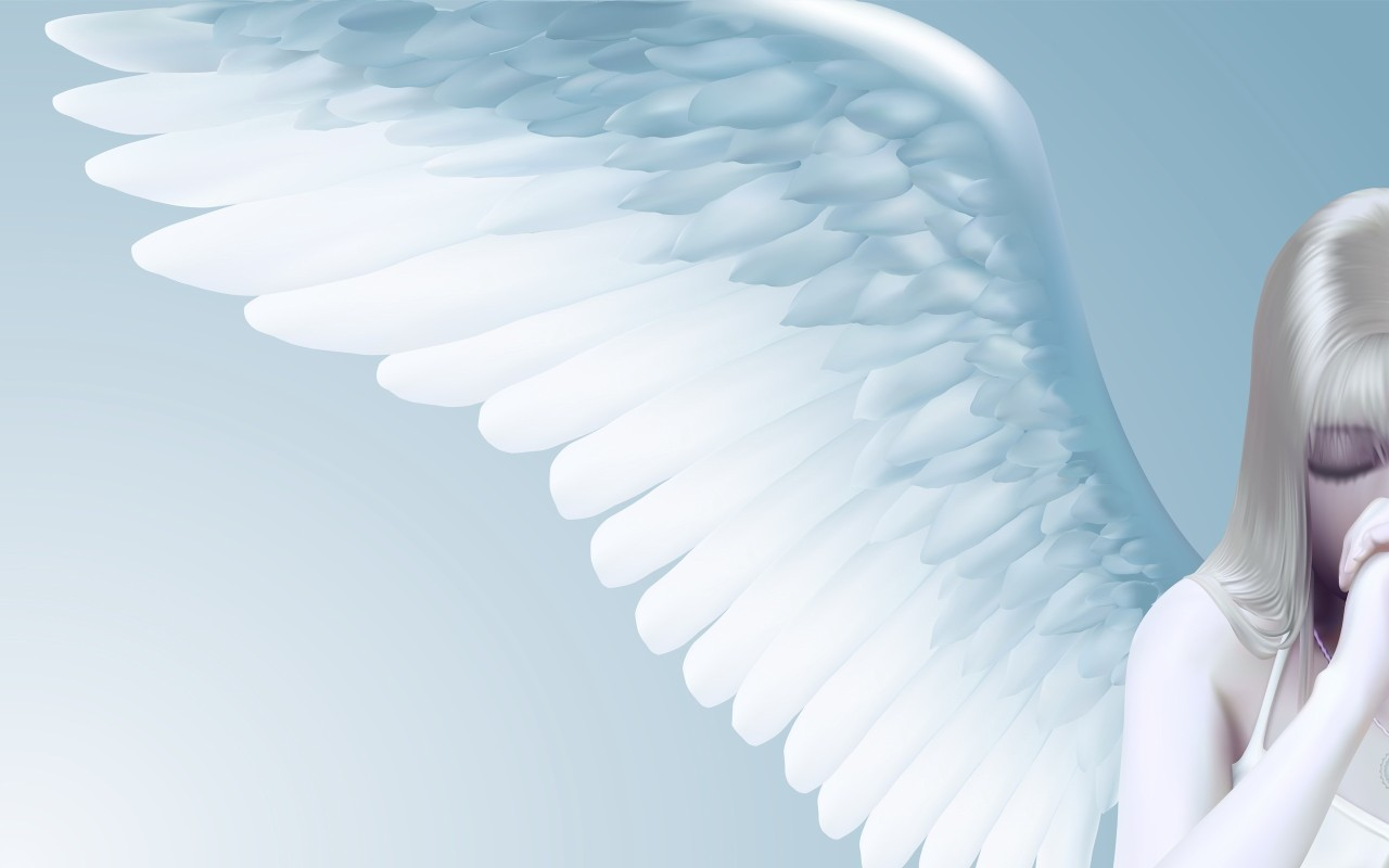 Angel Wallpapers and Backgrounds - WallpaperSafari