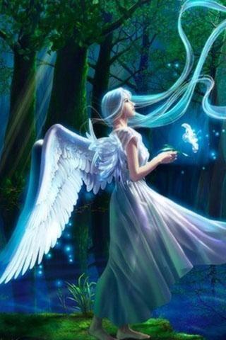 3D angel Live Wallpaper Download - 3D angel Live Wallpaper 1 0