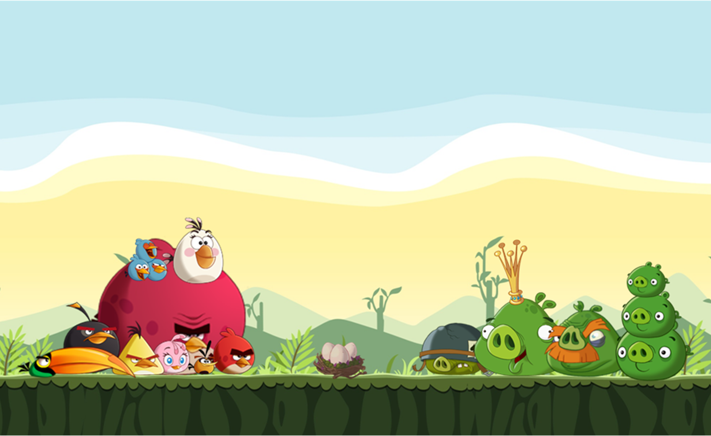Image - ABW 2015 Main Background Testing png | Angry Birds Wiki