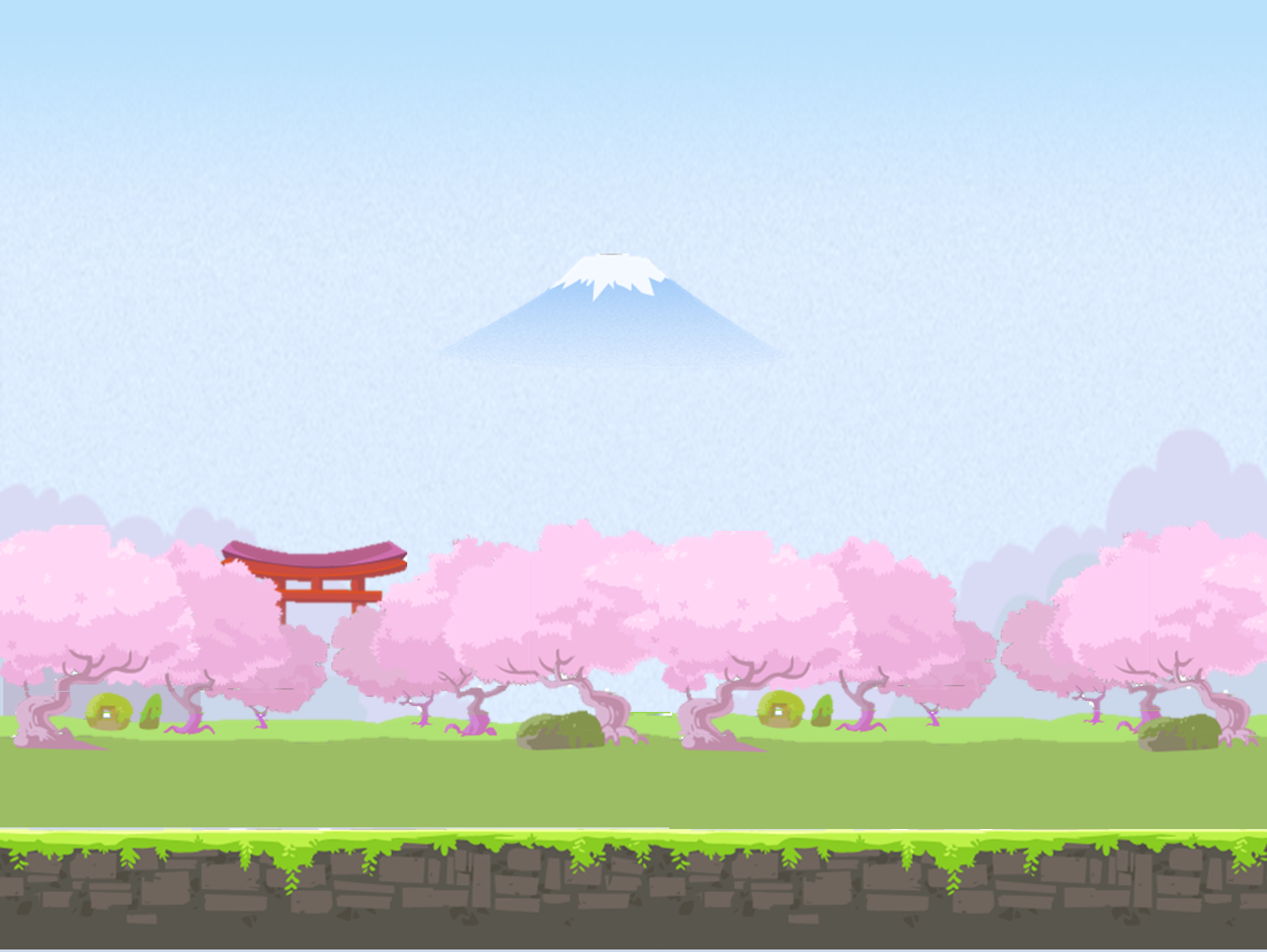 Image - Cherry Blossom background png | Angry Birds Wiki | Fandom