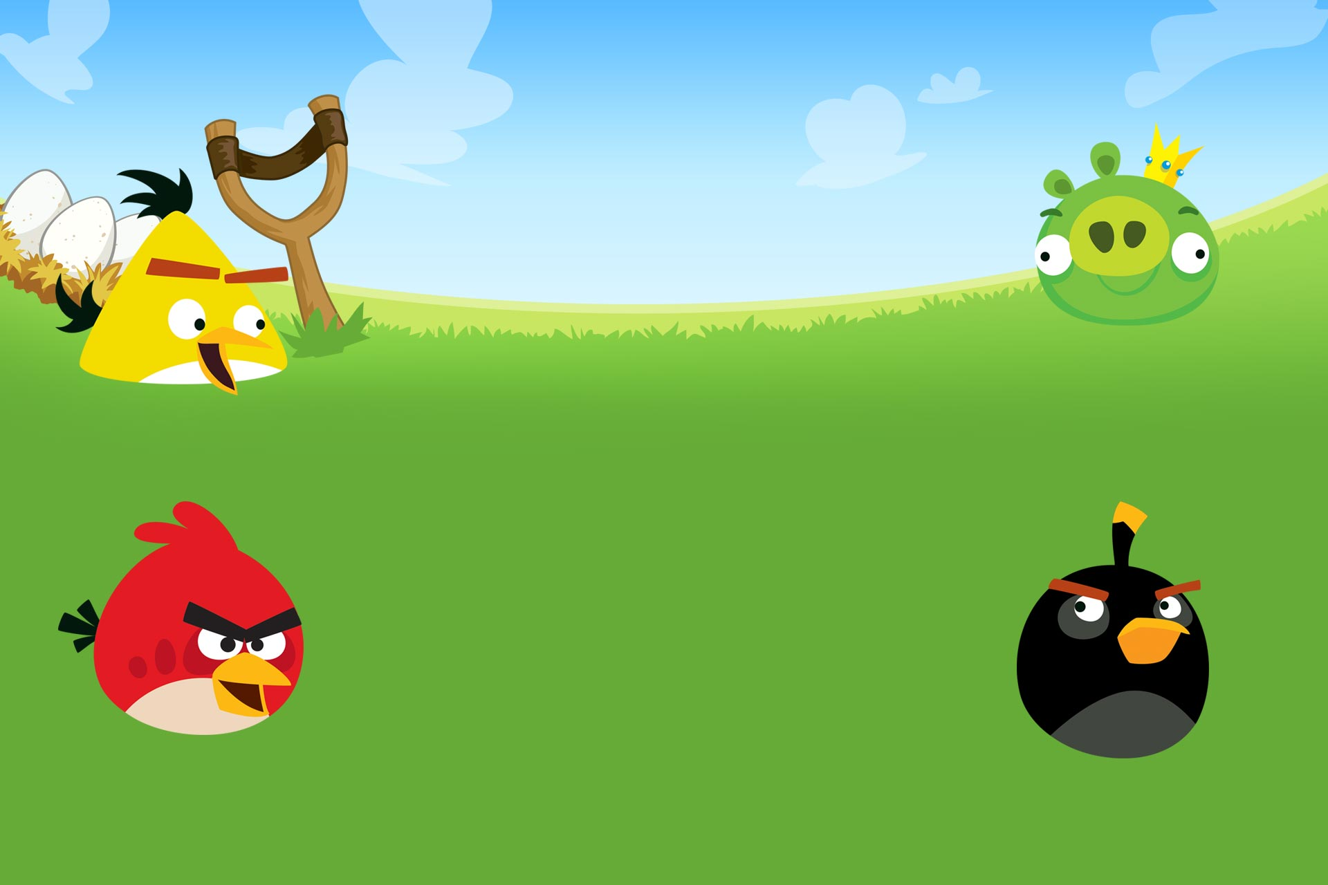 Angry Birds Background by nikitabirds on DeviantArt