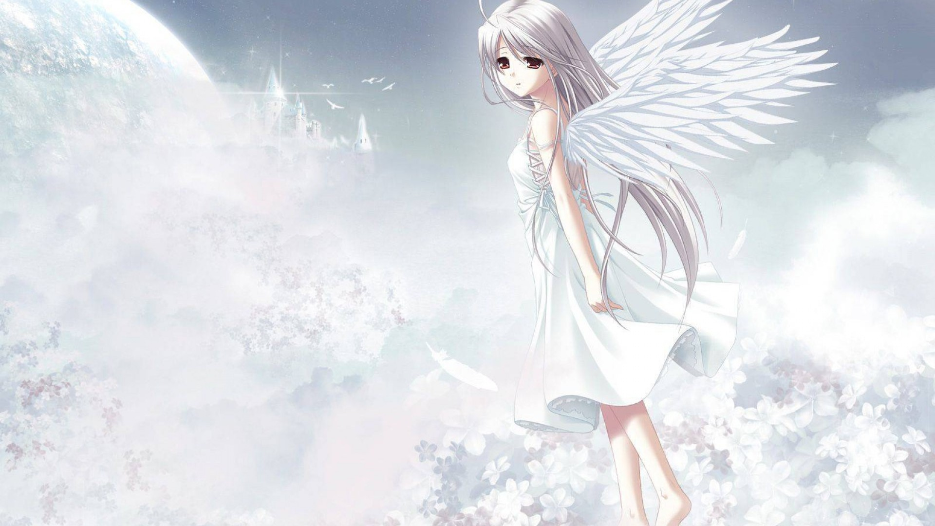 Collection of Animated Angel Wallpaper on HDWallpapers