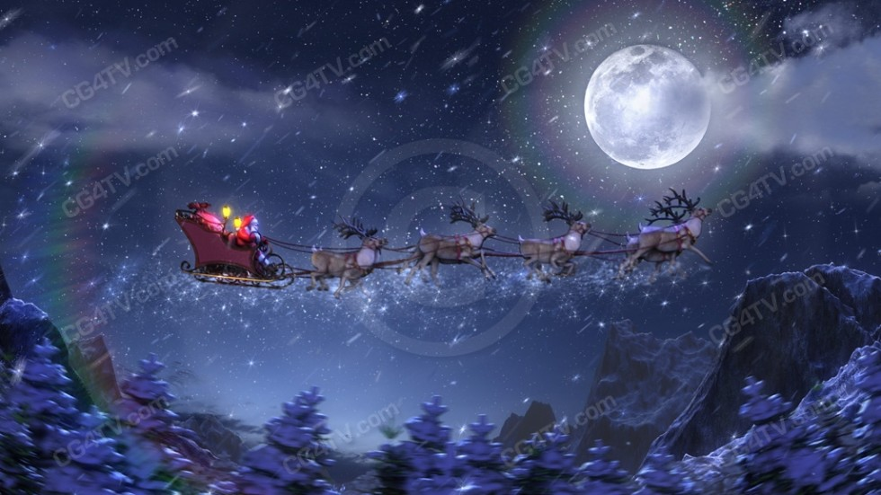 animated christmas wallpapers free group 52 - Free Animated Christmas Wallpaper