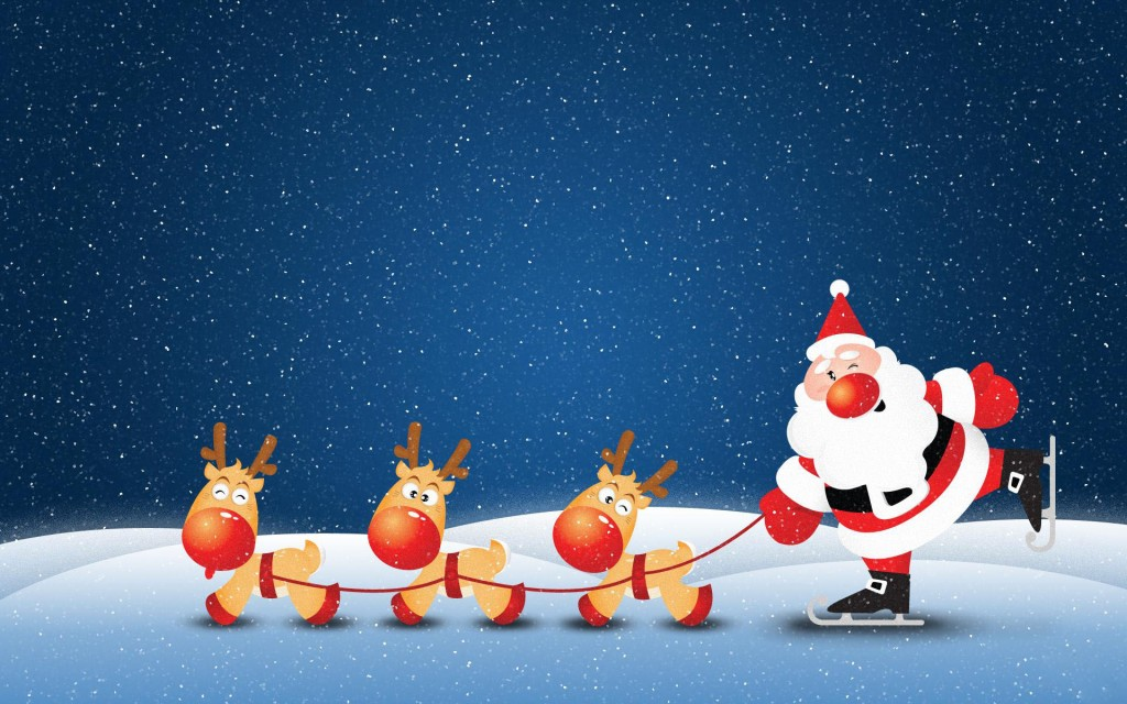 FT:51 - Animated Christmas Wallpaper For Computer, HD Awesome