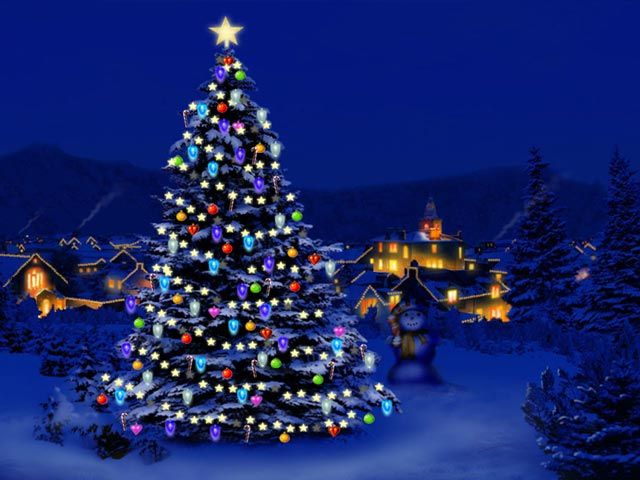 animated christmas wallpapers free #17