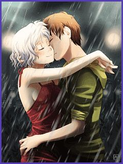 Download Free Loving Couple In Rain Mobile Wallpaper Contributed Src