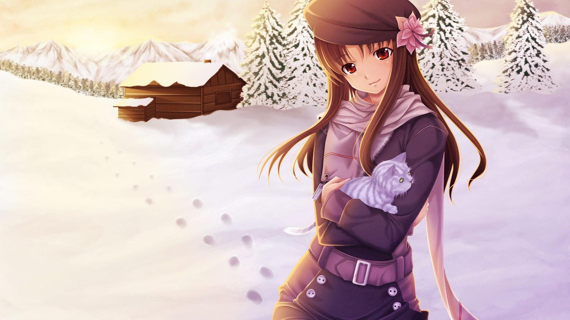 Wallpapers Of Animated Girls Sf Wallpaper