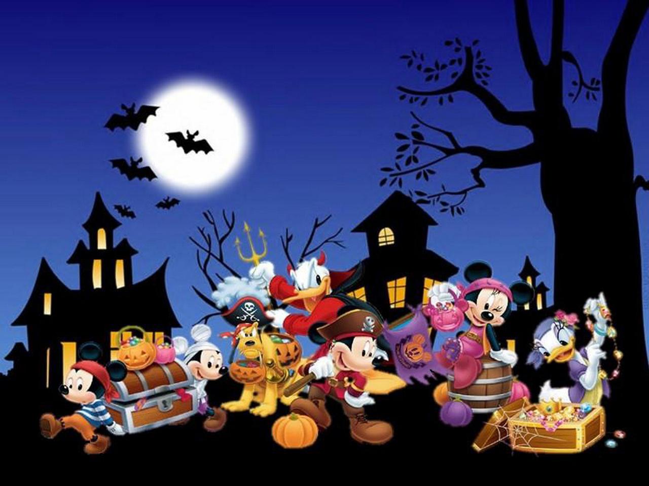 free animated halloween wallpaper wallpapersafari
