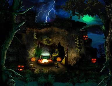 Bing Halloween Backgrounds | Free Halloween Animated Wallpaper