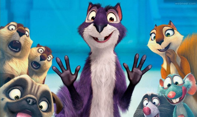 25 Animation Movies being released in 2016 - Animated Movie List