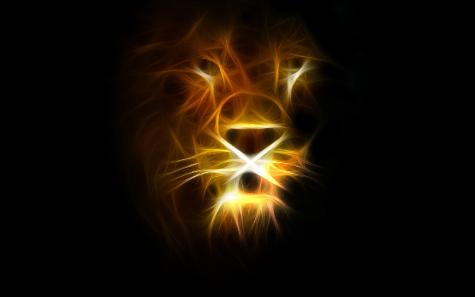Animated Lion Wallpaper - Wallpapers Kid