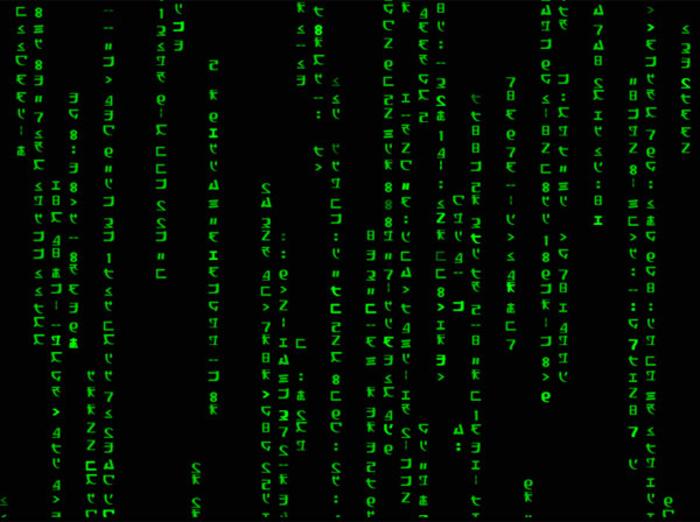 Animated Matrix Code Wallpaper - Download
