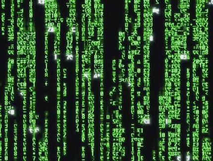 Windows 7 Matrix Theme