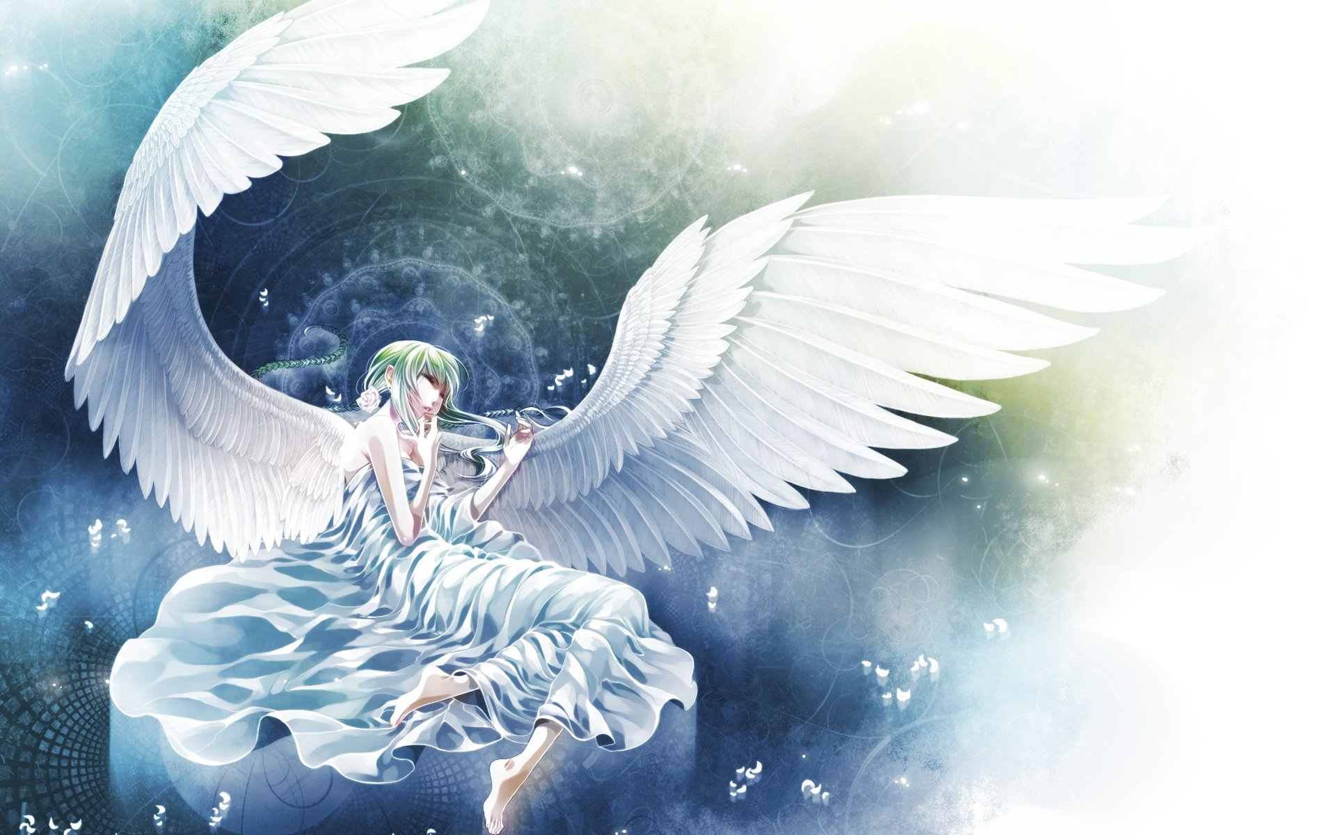 96 Angel HD Wallpapers | Backgrounds - Wallpaper Abyss