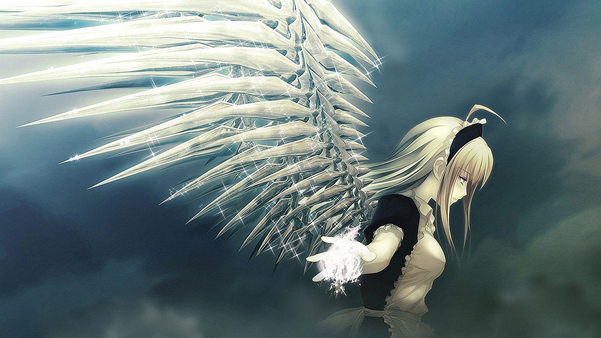 Anime Angel Wallpaper Images ~ Sdeerwallpaper