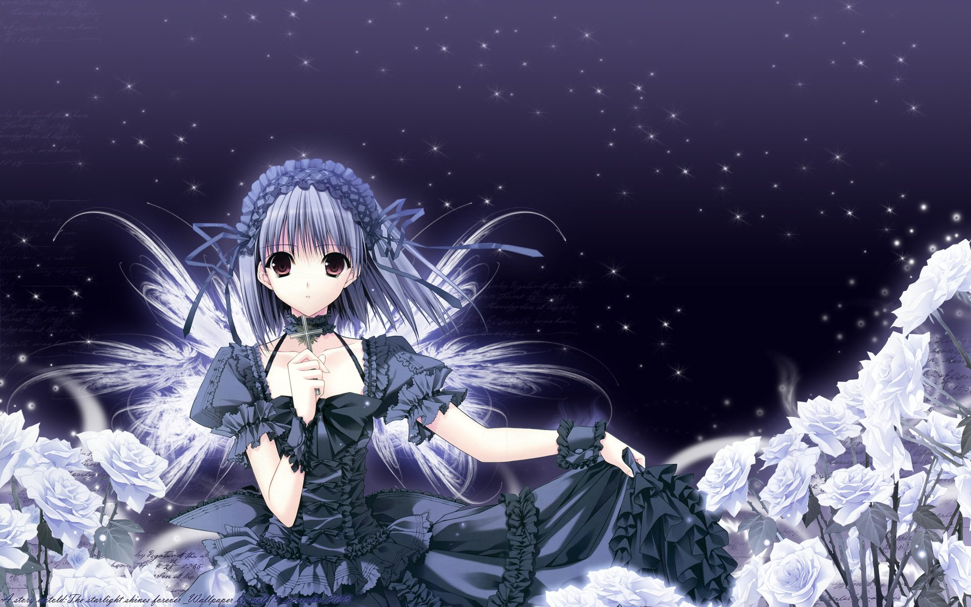 Anime Angel Wallpapers Page 1