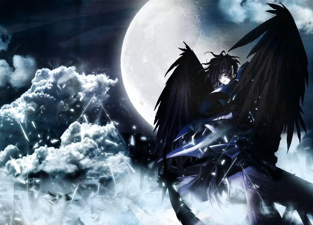 Demon Angel Wallpapers Group (70+)