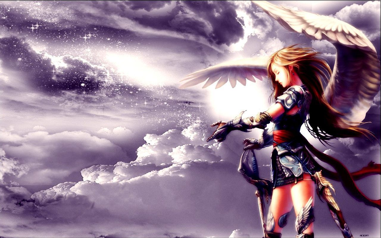 54 anime angels wallpaper Pictures
