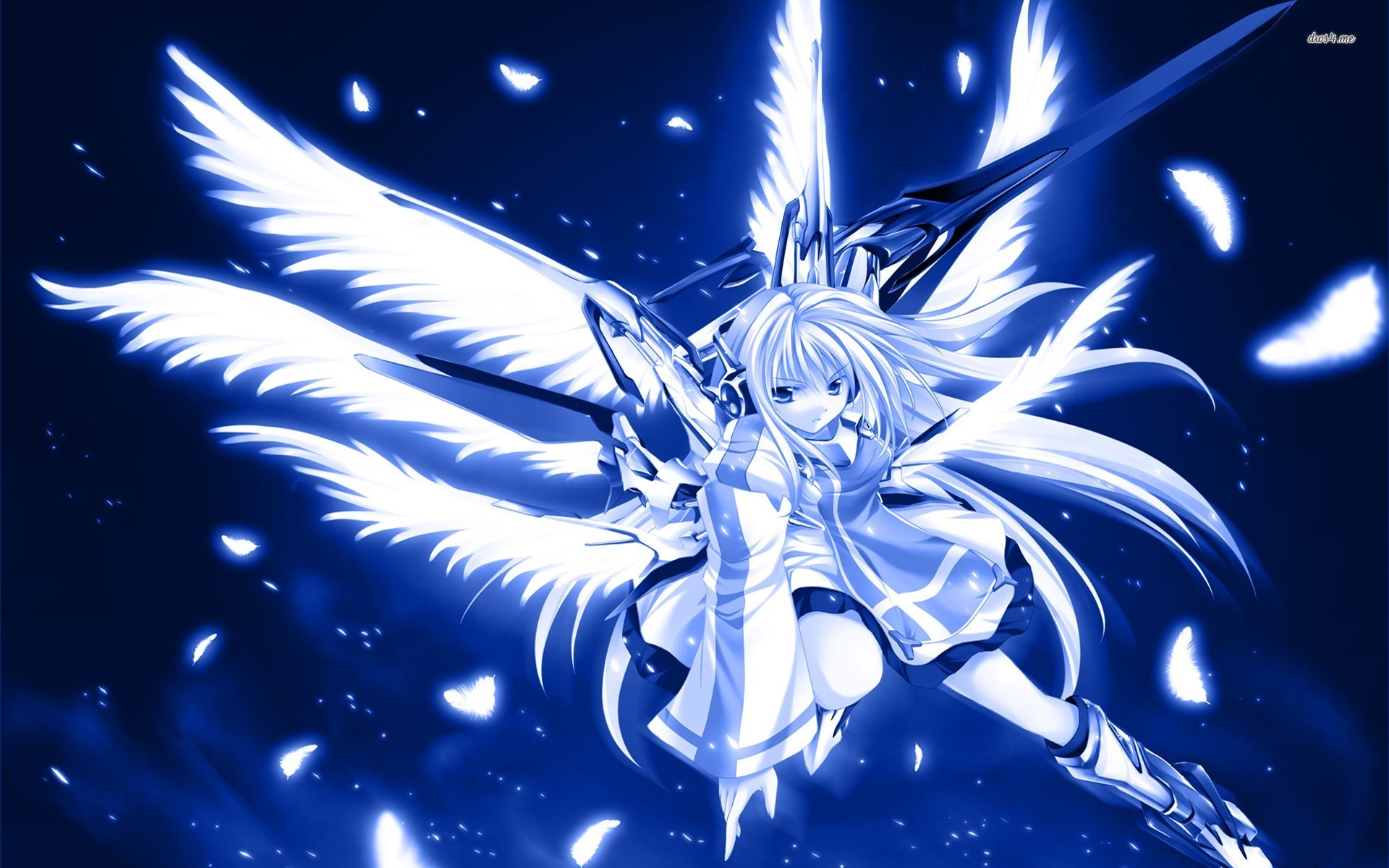 Anime Angels Wallpaper Page 1