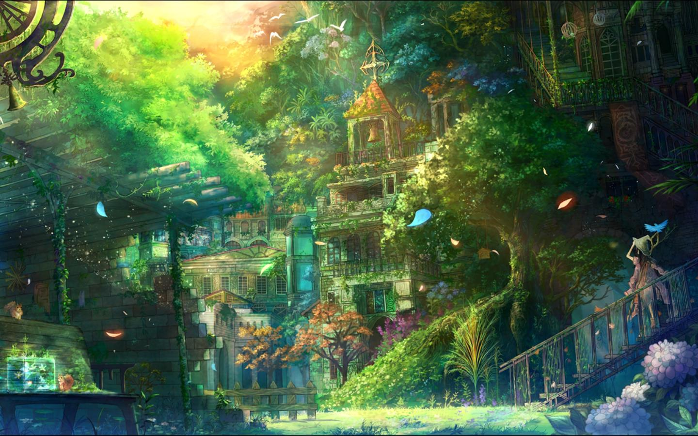 51 anime wallpaper background Pictures