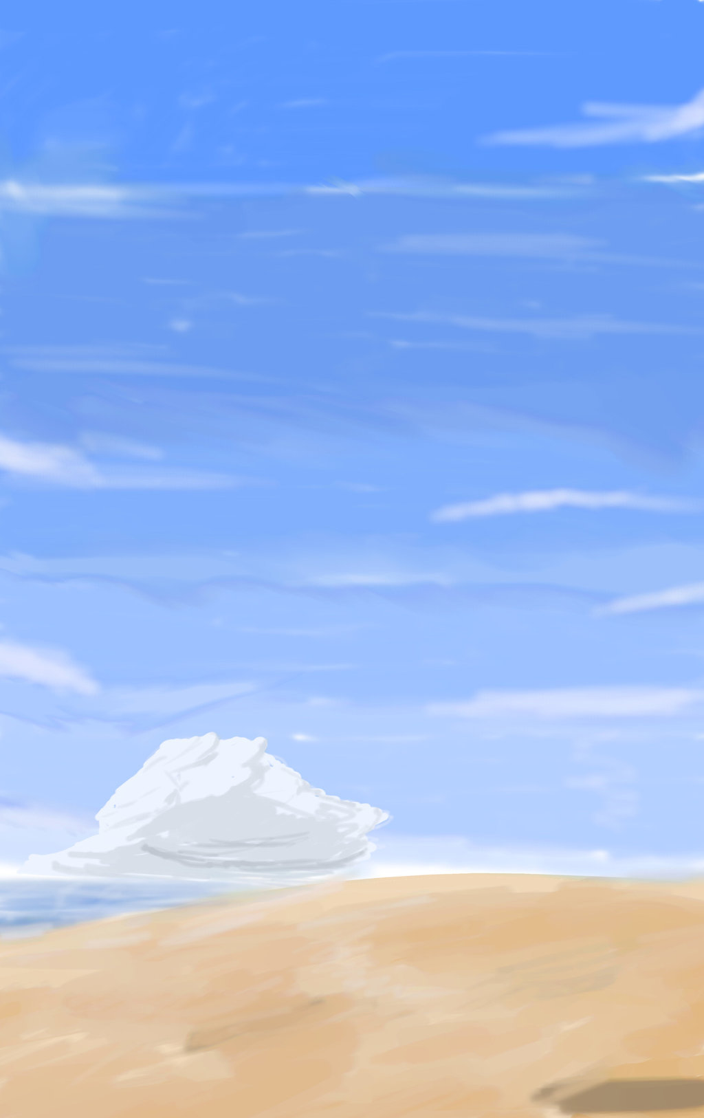 Another Anime Beach Background by wbd on DeviantArt